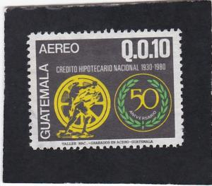 Guatemala  #  C - 759   used