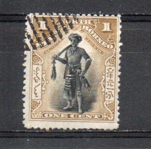 North Borneo 79 used (A)