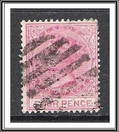 Lagos #22 Queen Victoria Used
