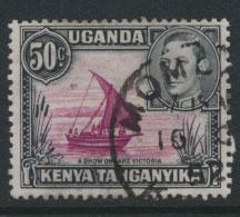 Kenya Uganda Tanganyika SG 144e perf 13 x 12½ Used