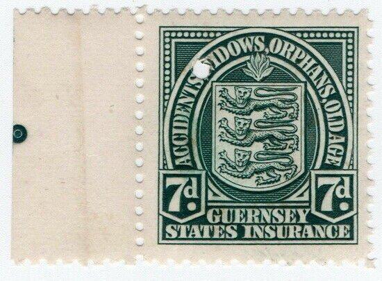 (I.B) Guernsey Revenue : Insurance 7d
