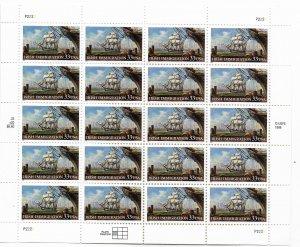 USA 3286  MNH SHEETS IRISH IMMIGRATION
