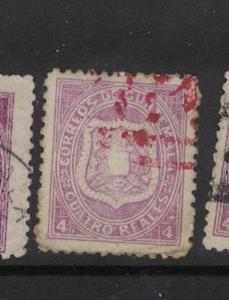 Guatemala SC 5 Copy Four VFU (10dqn)