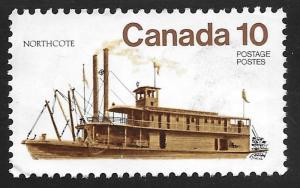 Canada #700 10c Inland Vessels - Northcote