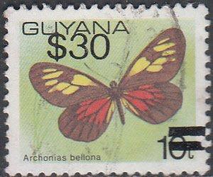 Guyana #2057B   Used