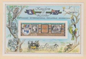 Lesotho Scott #452 Stamp - Mint NH Sheet