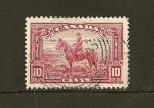 Canada 223 Royal Canadian Mounted Police Used