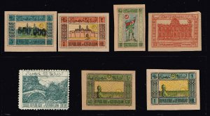Azerbaijan Stamp MINT STAMP COLLECTION LOT
