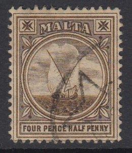MALTA, Scott 42, used