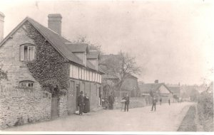 ASHFORD CARBONELL POST OFFICE - OFFICIAL PO PHOTOGRAPH Shropshire