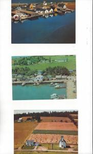 Canada .08 Postal Cards, 5 Dif. With Scenes From Prince Edward Island Mint