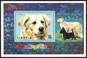 Liberia Mint Never Hinged ~ Souvenir Sheet ~ [9207]