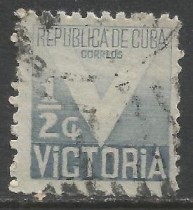 CUBA RA6 VFU S743-2