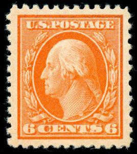 momen: US Stamps #506 Mint OG NH PSE Graded XF-SUP 95J