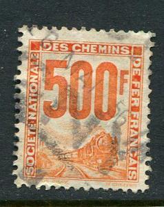 France #Q249 (Orange) Used