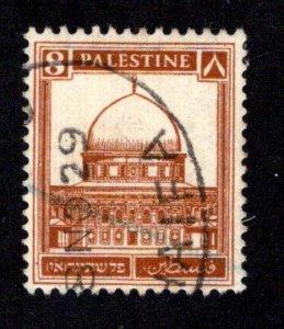 PALESTINE  SC# 71  FVF/U
