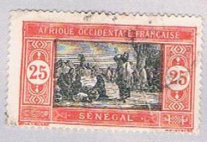Senegal 92 Used Preparing food 1914 (BP29912)