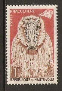 Burkina Faso   #74  MNH  (1960)