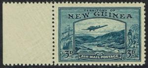 NEW GUINEA 1939 BULOLO AIRMAIL 3D MNH **