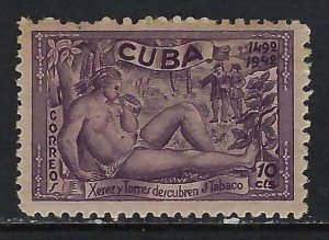 CUBA 390 MOG COLUMBUS 620C