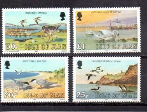 Isle of Man 236-239 MNH