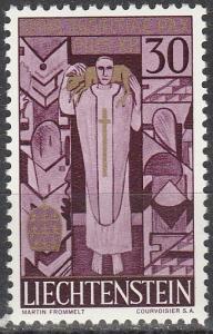 Liechtenstein #335  MNH (S8799)