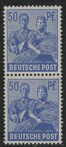 Germany AM Post Scott # 569, mint nh, pair