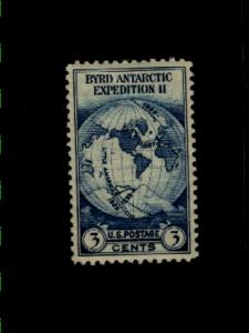 USA #733    Mint VF NH  1933 PD .50
