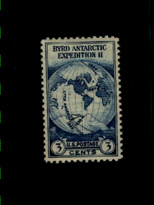 USA #733    Mint VF NH  1933 PD .50