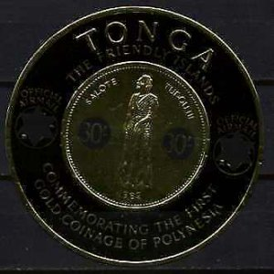 Tonga CO8 used SCV6.50