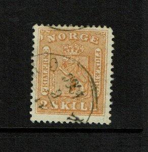 Norway SC# 6, Used - S9188