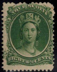 Nova Scotia Scott 11 MNH** stamp