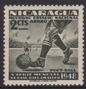 Nicaragua Sc#C297 MH