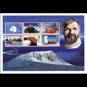 BR.ANTARCTIC TERR. 2000 - Scott# 288 S/S Stamp Exhib. NH