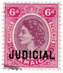(I.B) Jamaica Revenue : Judicial 6d
