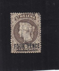 St. Helena: Sc #38, Used (35836)