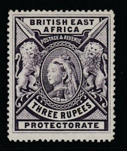 British East Africa, Sc 104 (SG 94), MHR