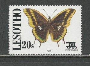 Lesotho Scott catalog # 1062 Unused HR