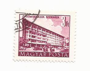 1951 Central Construction Headquarters #967