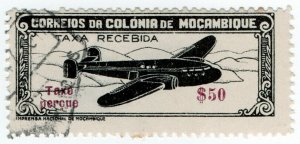 (I.B) Portugal Colonial Revenue : Mozambique $50