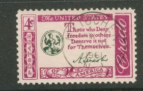USA   SG  1142  FU