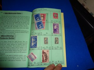 SOUTH AFRICA COLLECTION IN APPROVAL BOOK, MINT/USED