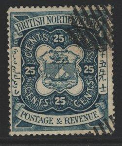 North Borneo Sc#31 Used