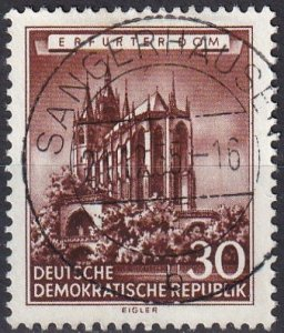 DDR #269 F-VF Used  CV $8.50  (Z4811)
