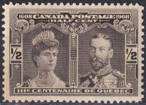Canada #96 MNH  CV $19.00 (Z3849)