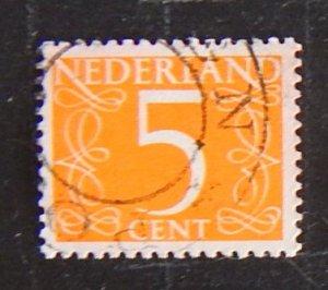 Netherlands, (1364-T)