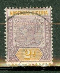 CP: Northern Nigeria 3 used CV $60
