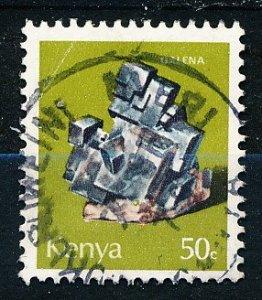 Kenya #102 Single Used