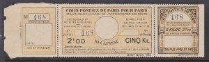 FRANCE ^^^^^BOB  Maury# CP140 MNH POSTAL PACKET( Paris for Paris)$73@sc38fr38