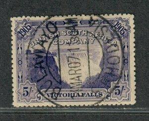 Rhodesia Sc#81 Used/VF, High Value, Cv. $50